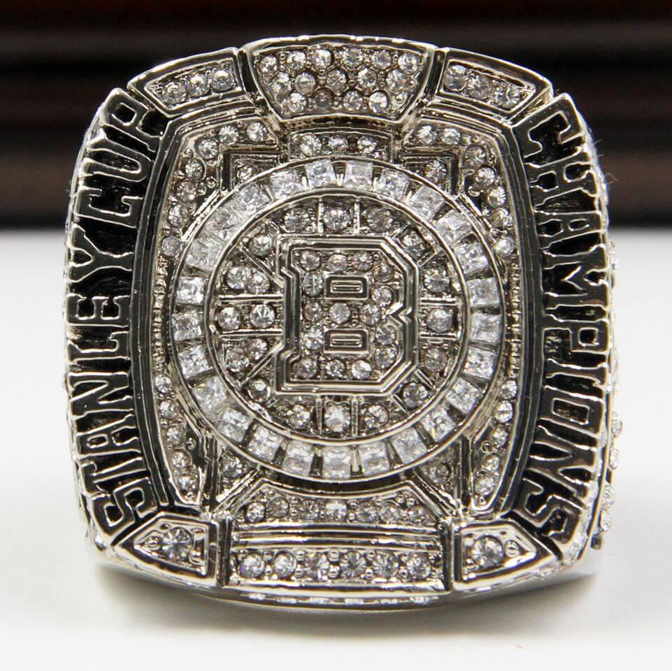 Bruins Championship Ring