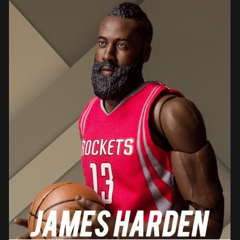 NBA James Harden 12 inch Action Figure