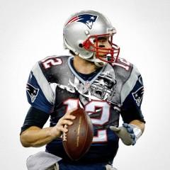 Tom Brady got Five NFL Rings!