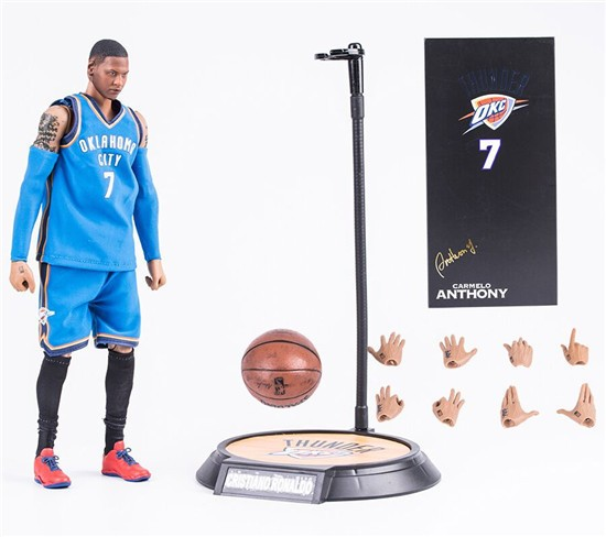 Nba Carmelo Anthony 12 Inch Action Figure