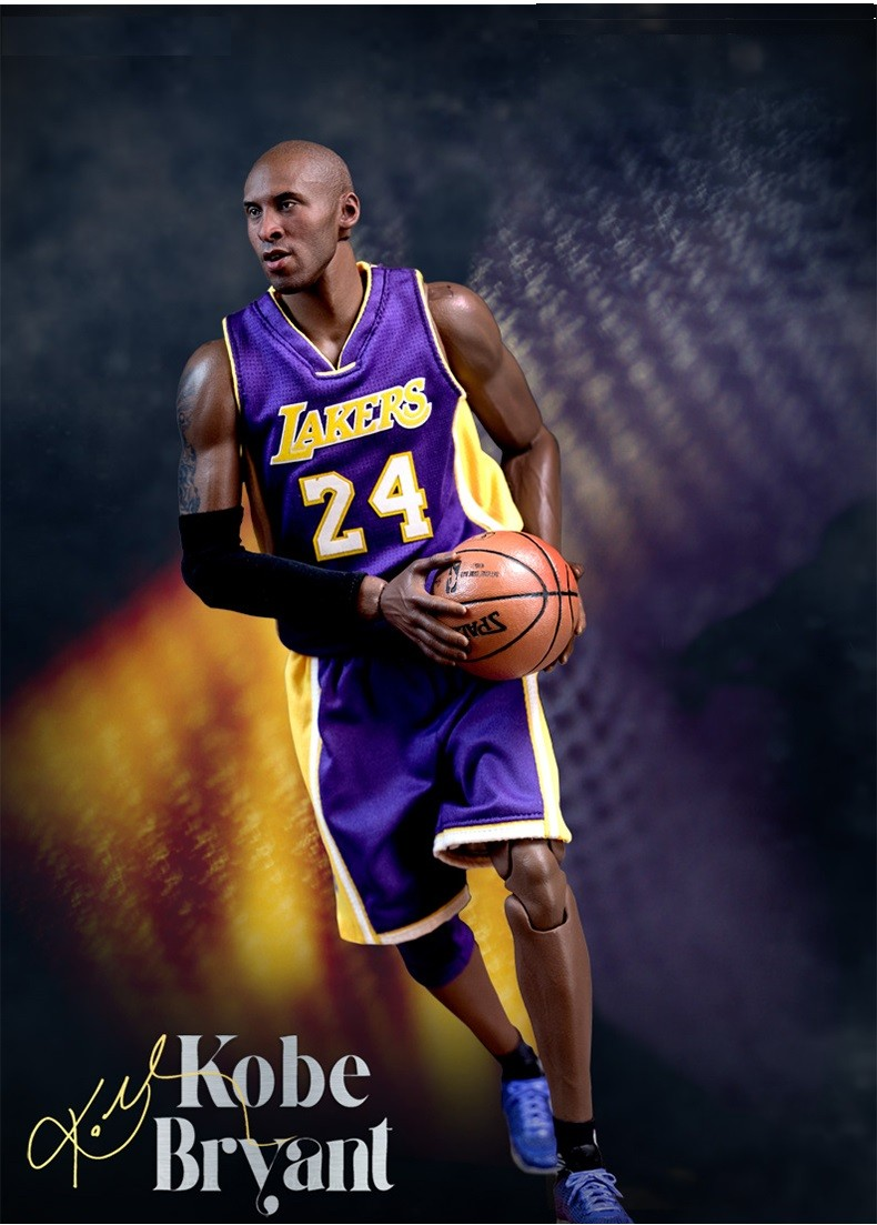 NBA Kobe Bryant 12 inch Action Figure