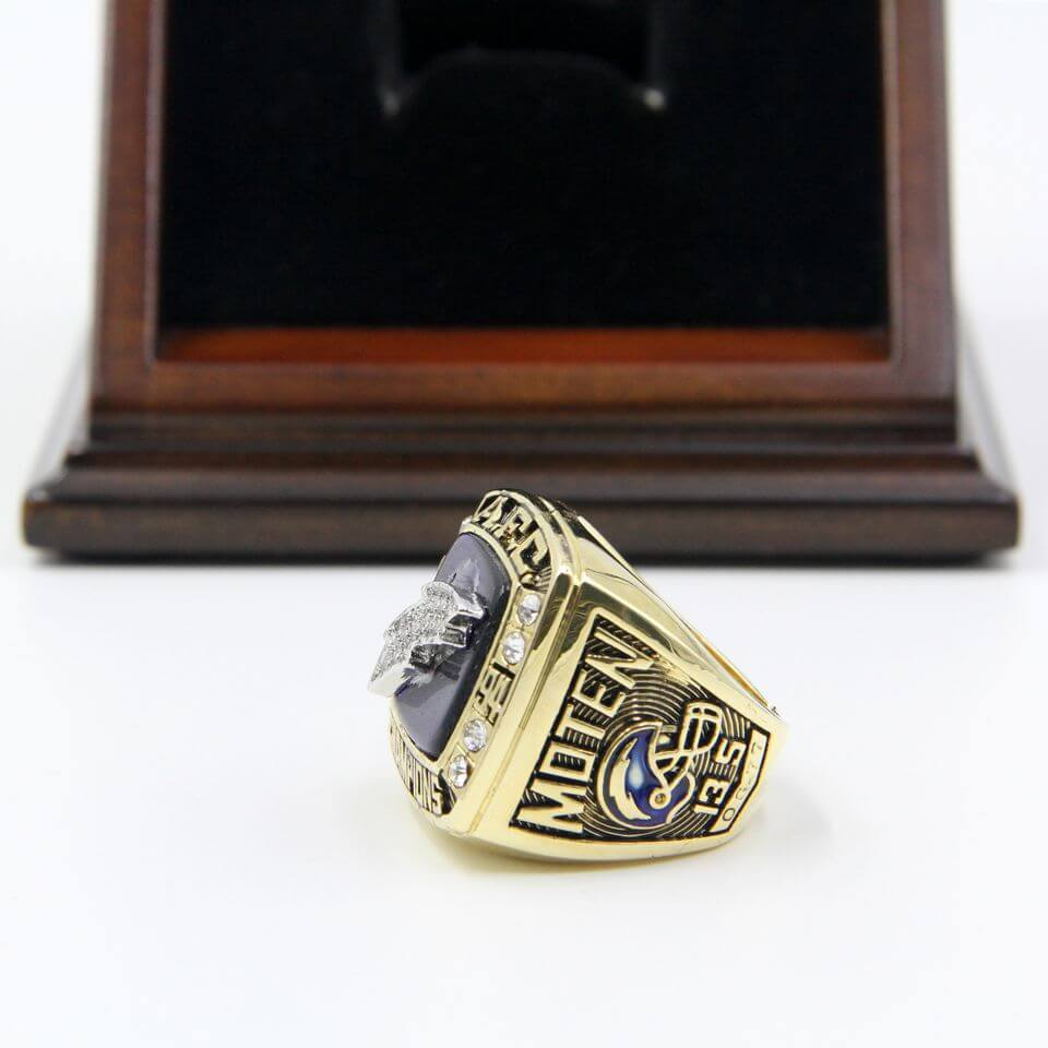 San Diego Chargers Established: AFC 1994 San Diego Chargers Championship Replica Ring