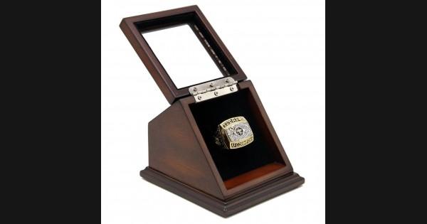 Afc 1999 Tennessee Titans Championship Replica Ring