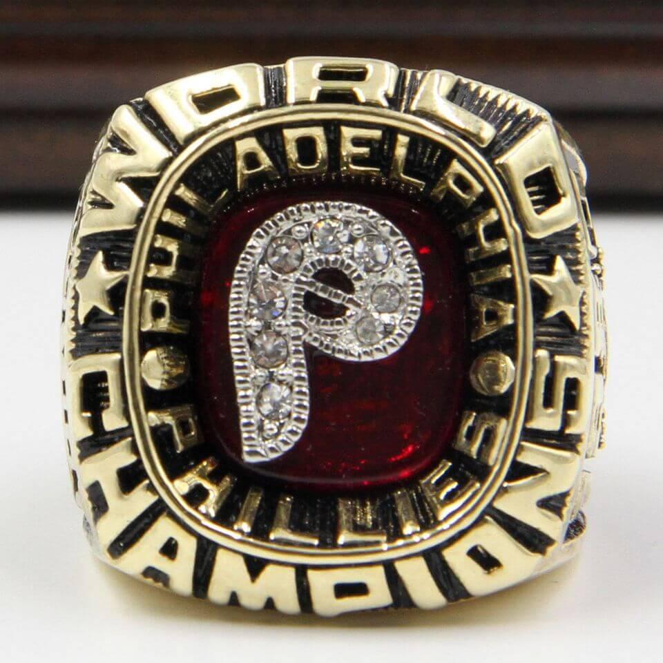 Philadelphia Phillies World Series Ring