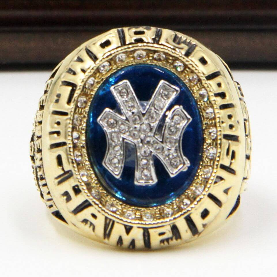 New York Yankees Ring