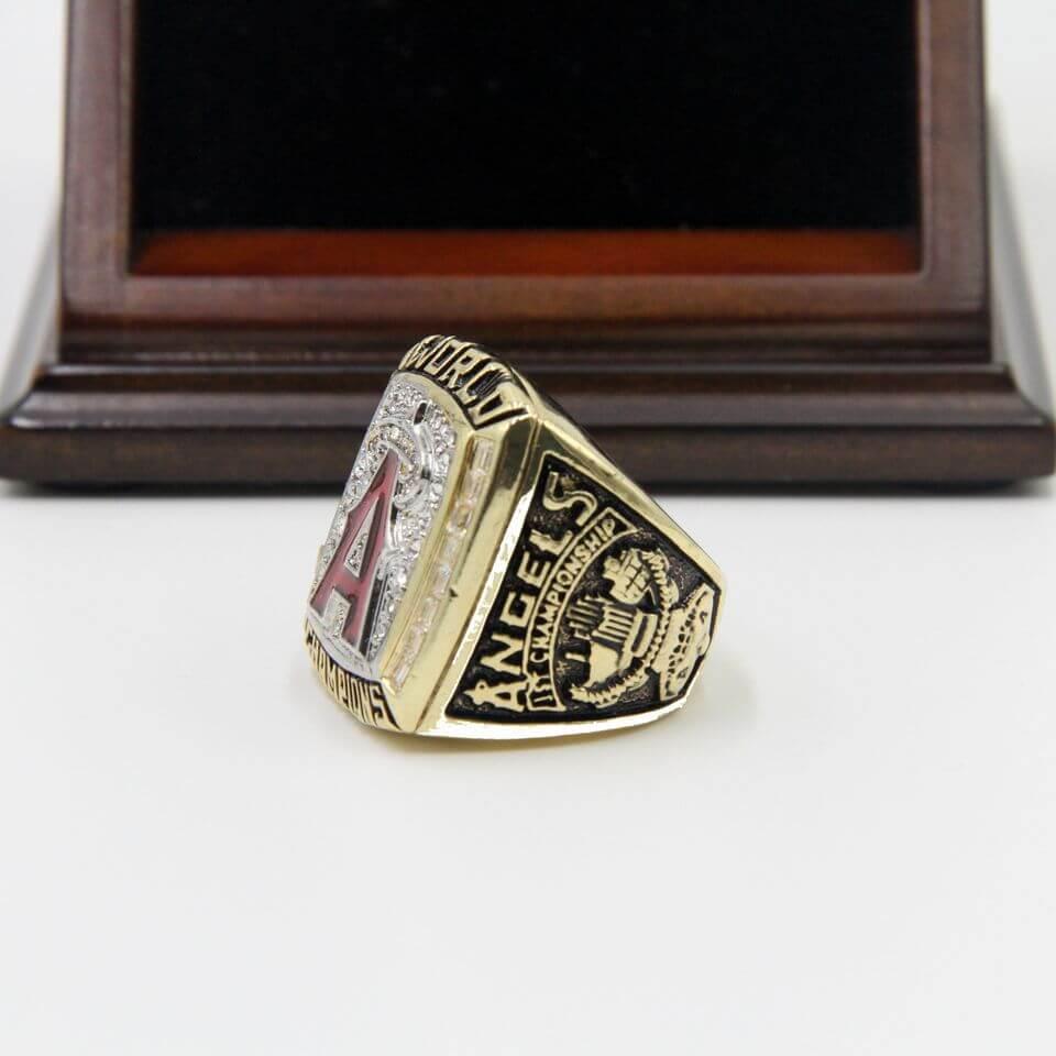 Anaheim Angels Replica World Series Ring