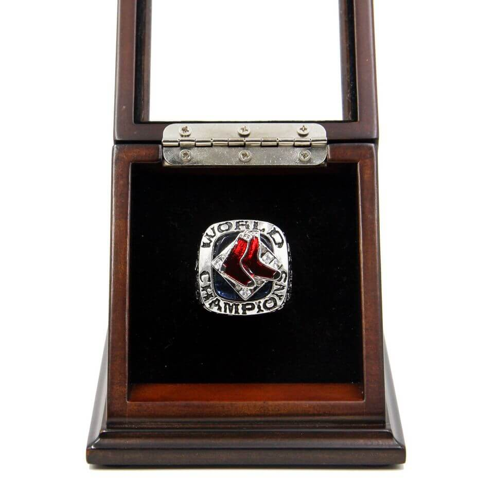 Red Sox Replica Championship Rings