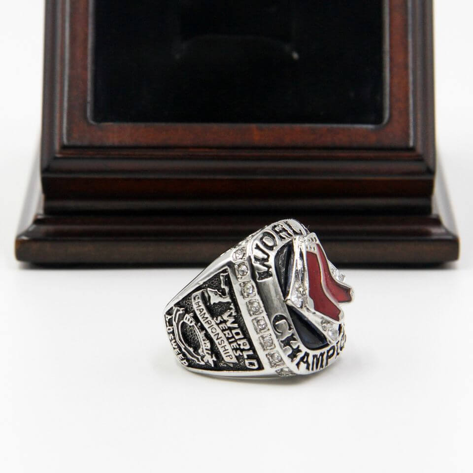Red Sox World Series Ring Replica