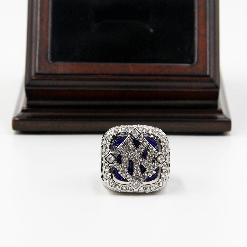 Mlb 2009 New York Yankees World Series Championship