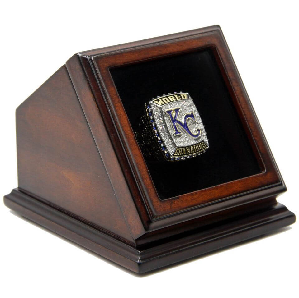 Mlb 2015 Kansas City Royals World Series Championship