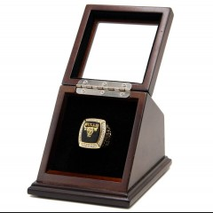 NBA 1991 Chicago Bulls 18K Gold Plated Replica Championship Fan Ring