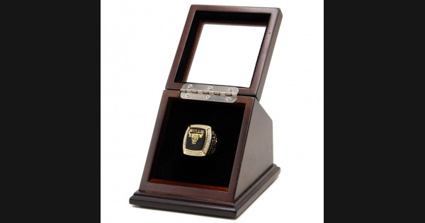 Nba 1991 Chicago Bulls Championship Replica Fan Ring