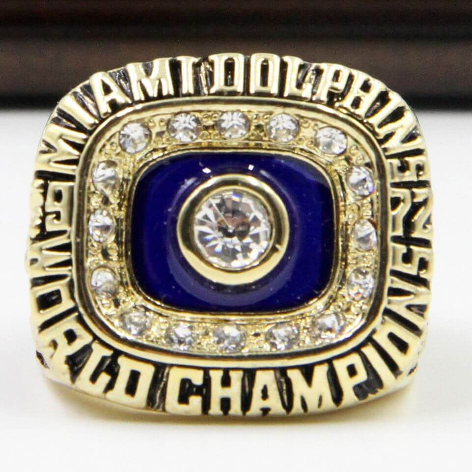 Nfl 1972 Super Bowl Vii Miami Dolphins Championship