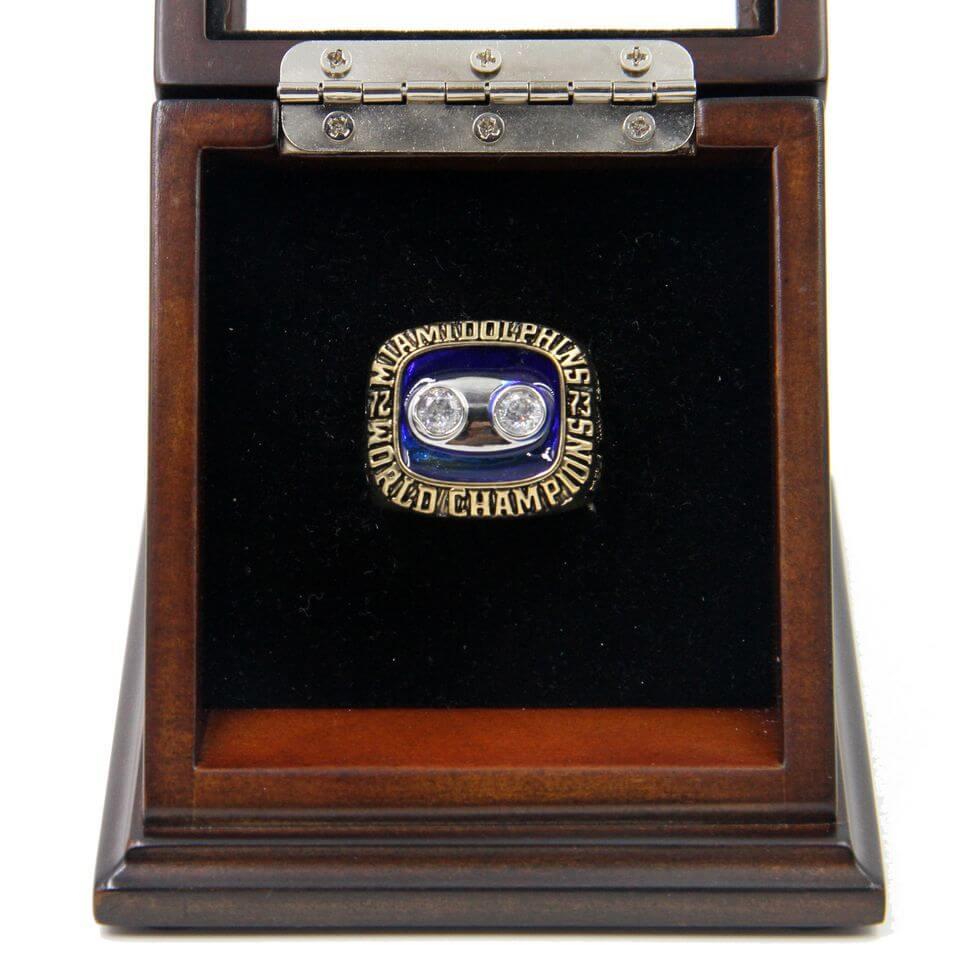 Nfl 1973 Super Bowl Viii Miami Dolphins Championship