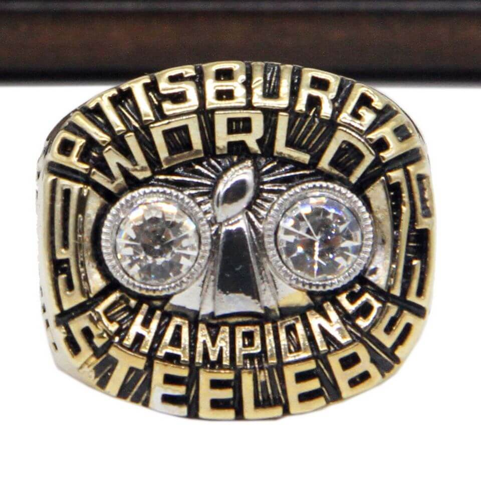 Nfl 1975 Super Bowl X Pittsburgh Steelers Championship