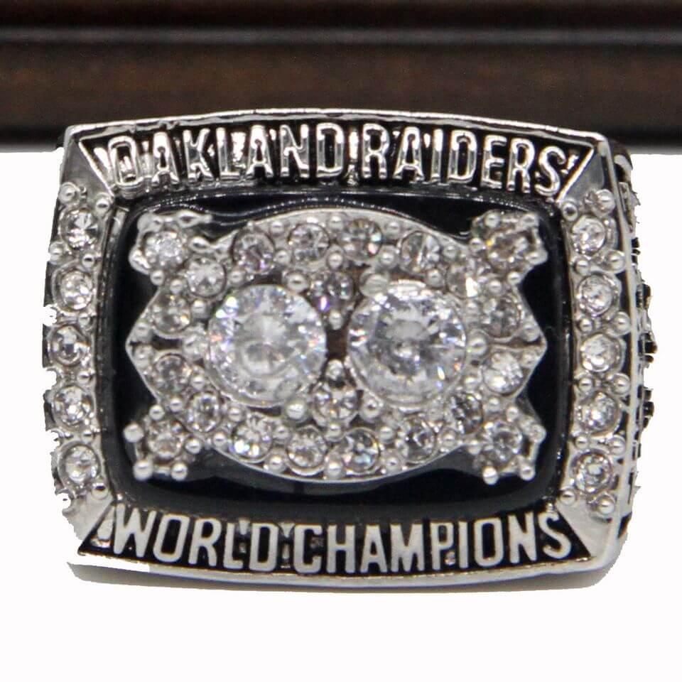 Nfl 1980 Super Bowl Xv Oakland Raiders Championship