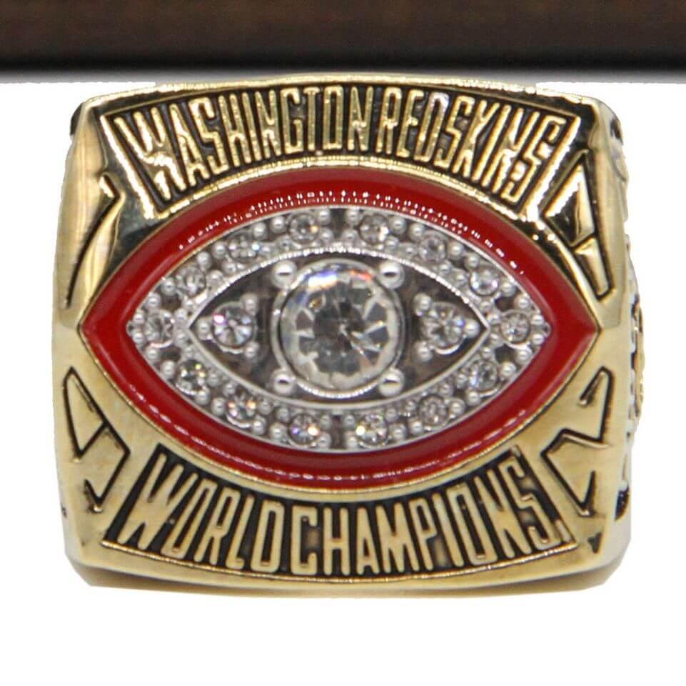 Redskins Super Bowl Ring