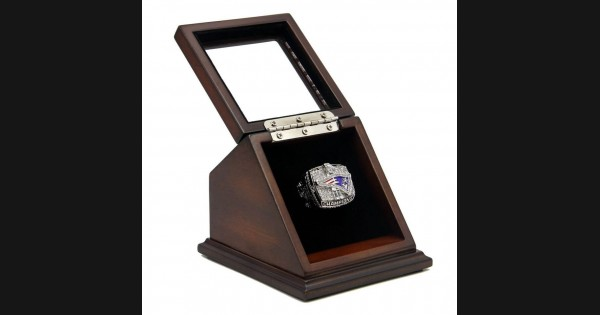 Nfl 2001 Super Bowl Xxxvi New England Patriots
