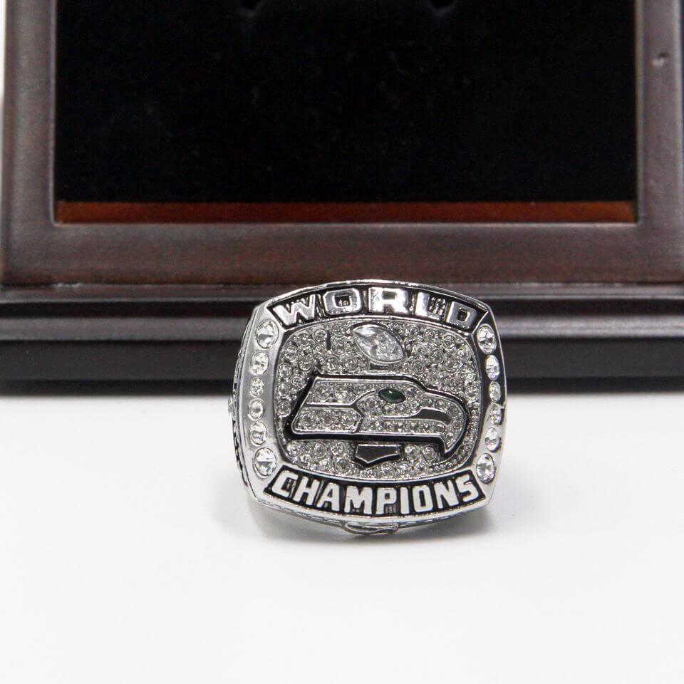 Nfl 2013 Super Bowl Xlviii Seattle Seahawks Championship