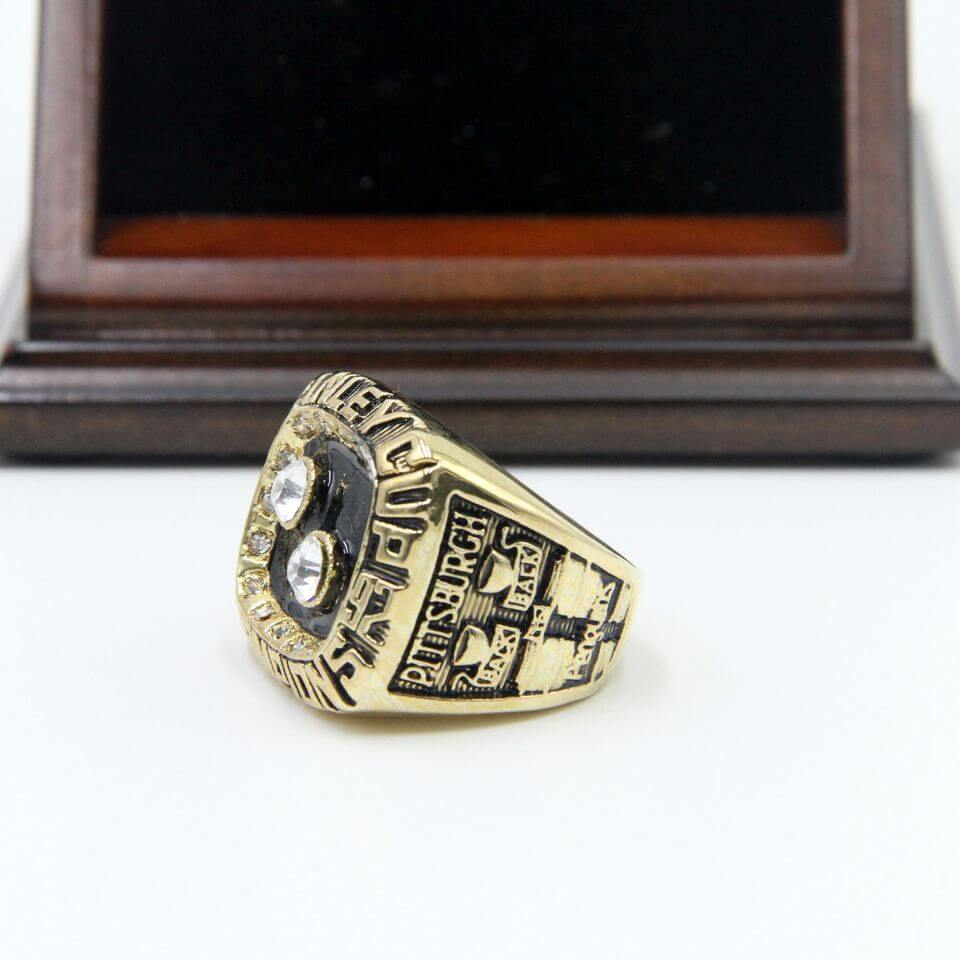 Penguins Stanley Cup Ring Replica