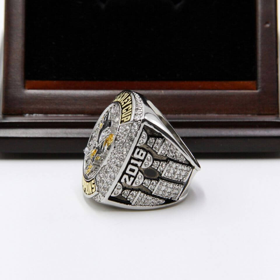 Penguins Stanley Cup Rings