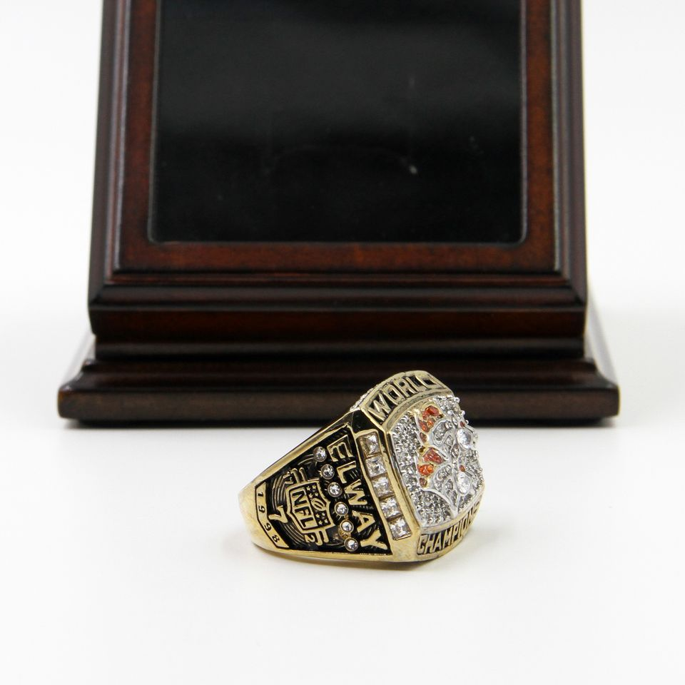 Super Bowl XXXIII Denver Broncos Championship Video Details